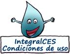 Botón condiciones de uso del IntegralCES